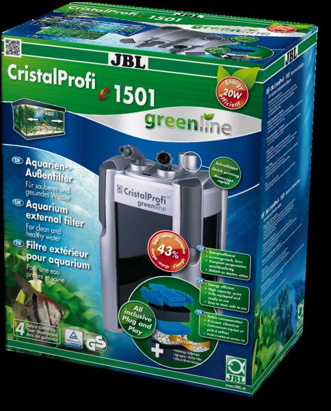 JBL e1501 greenline Außenfilter