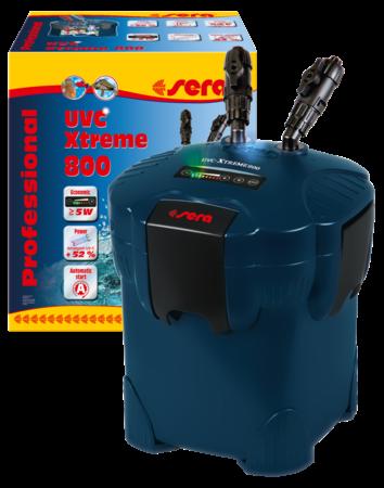 SERA UVC-Xtreme Außenfilter 800