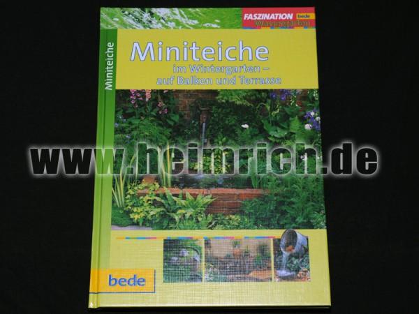 Miniteiche im Wintergarten - auf Balkon und Terrasse