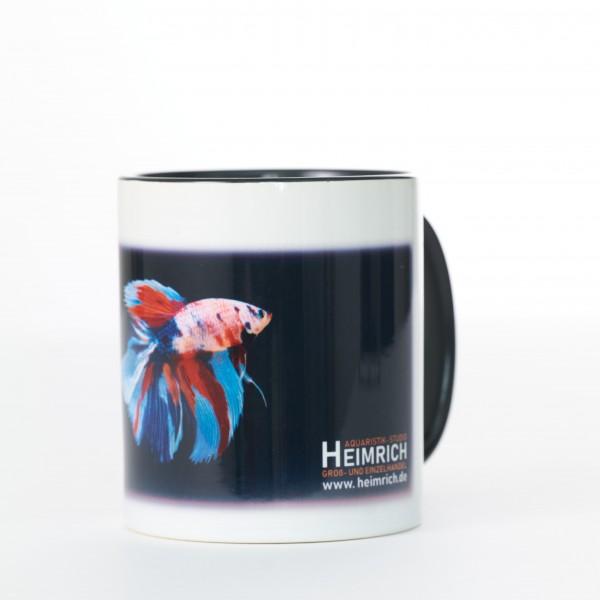 Foto-Tasse - Kampffisch Halfmoon Koi Nemo