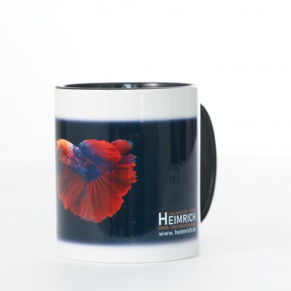 Foto-Tasse - Kampffisch Halfmoon Special Color