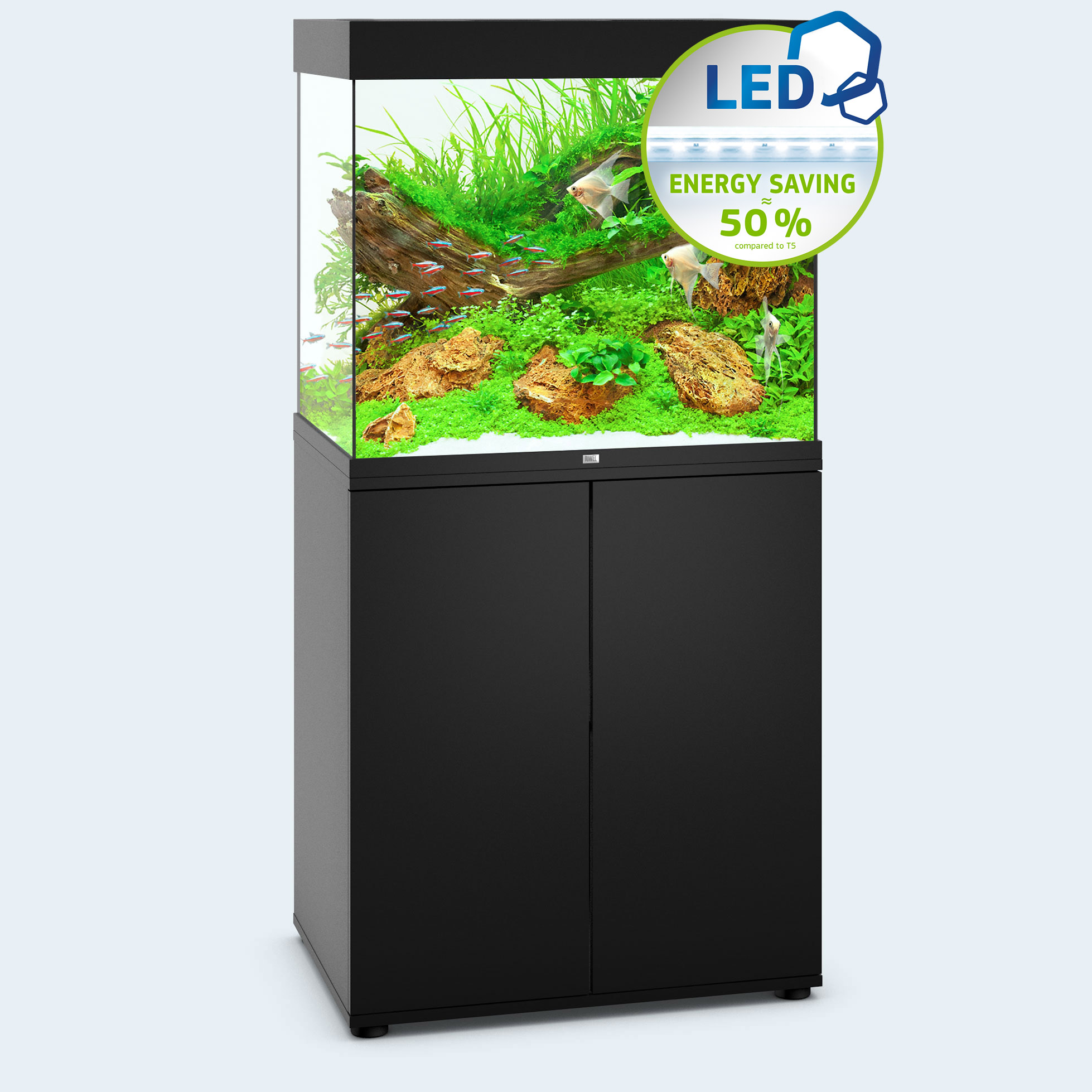 LIDO 200 LED, mit Unterschrank | Lido Line LED | Juwel Aquarium ...