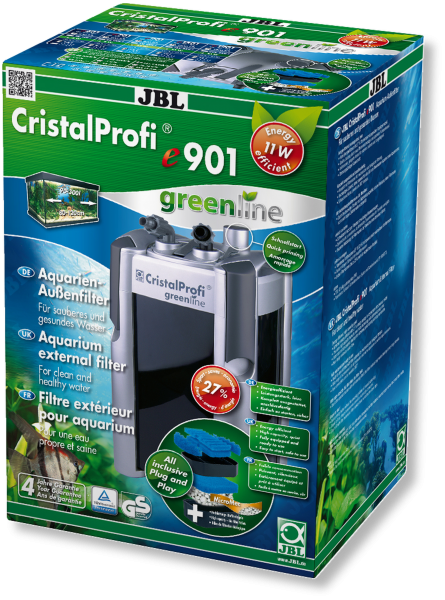 JBL e901 greenline Außenfilter