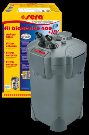 SERA fil bioactive 400 + UV Außenfilter