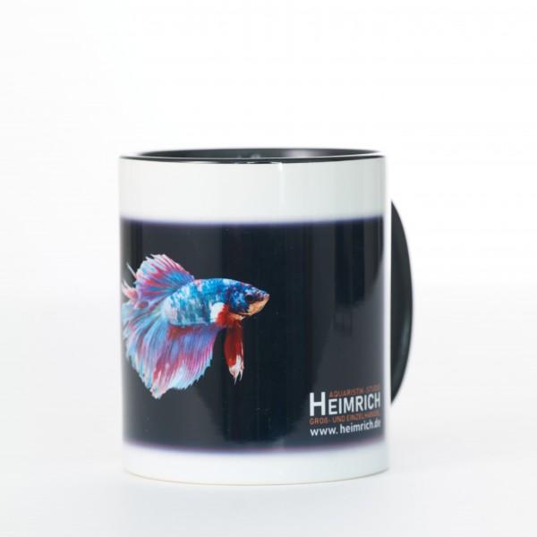 Foto-Tasse - Kampffisch Halfmoon Multicolor 1
