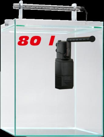 SERA Scaper Cube 80 l - Starterset