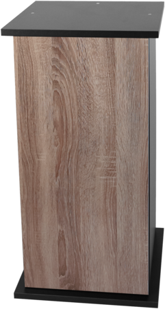 SERA Unterschrank 90 cm mit Tür Walnut