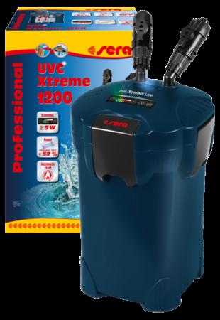 SERA UVC-Xtreme Außenfilter 1200